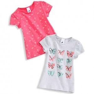 Комплект футболок 2 шт C&A