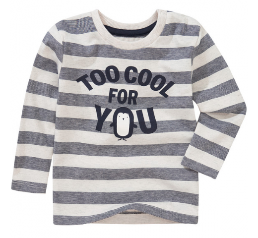 "Кофточка ""Too cool for you"" Topomini"