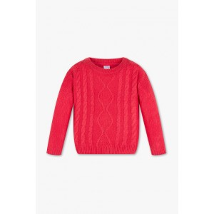 Пуловер розовый C&A