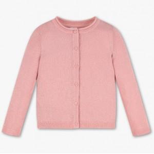 Кардиган розовый блестящий C&A