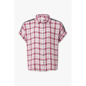 Блуза в в клеточку C&A