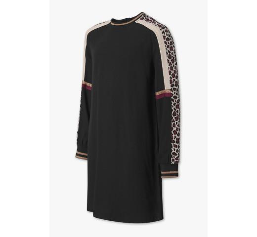 Платье черное C&A