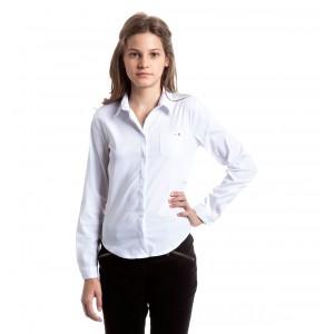 Блуза белого цвета C&A